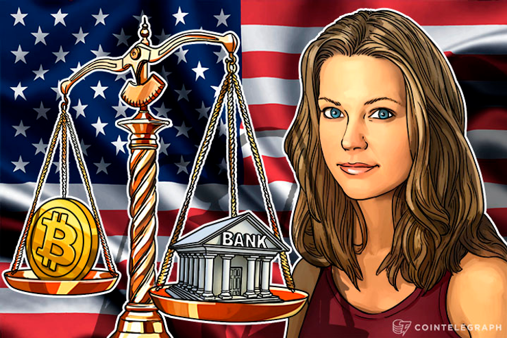 US Congress Candidate Tiffany Hayden on Dark Side of Ditching Banks for Bitcoin