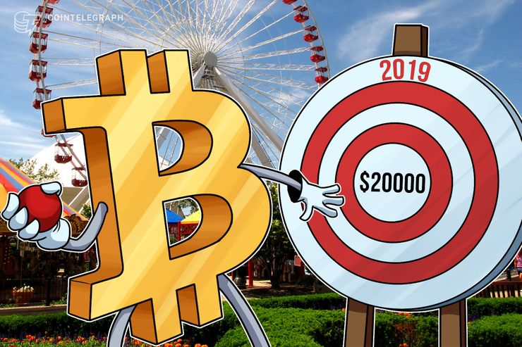 BitPay CCO Sonny Singh: Bitcoin Could Hit $15-20K by End of 2019
