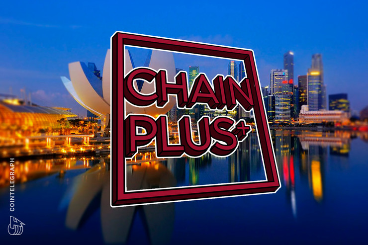 2019 Chain Plus Asia Pacific Blockchain New Finance Summit · Singapore station Completed Successfully