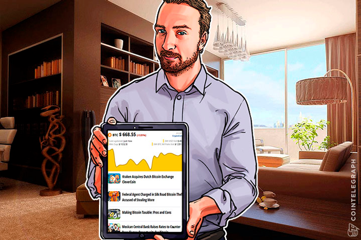 CryptoCompare Develops New Bitcoin, Altcoin Price and News Widget