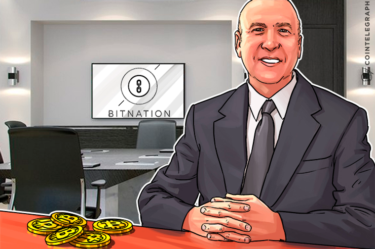 Case Against Nation States and For Bitcoin: Bitnation's James Fennell Tempelhof