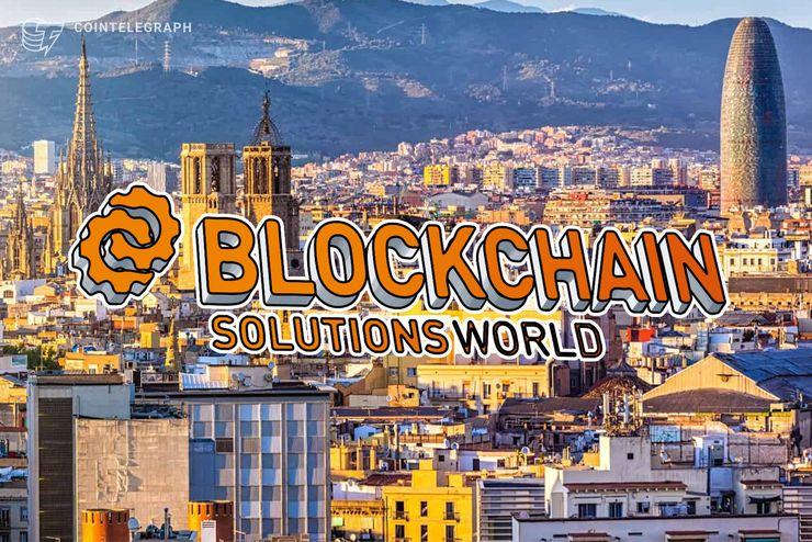 Únete al segundo Blockchain Solutions World del año, Crypto Economy World y al lanzamiento del Centro de Desarrolladores en Barcelona