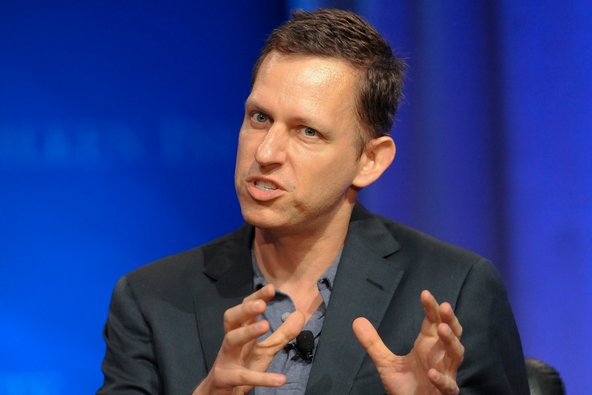 PayPal co-founder Peter Thiel on Bitcoin's potential to change the world
