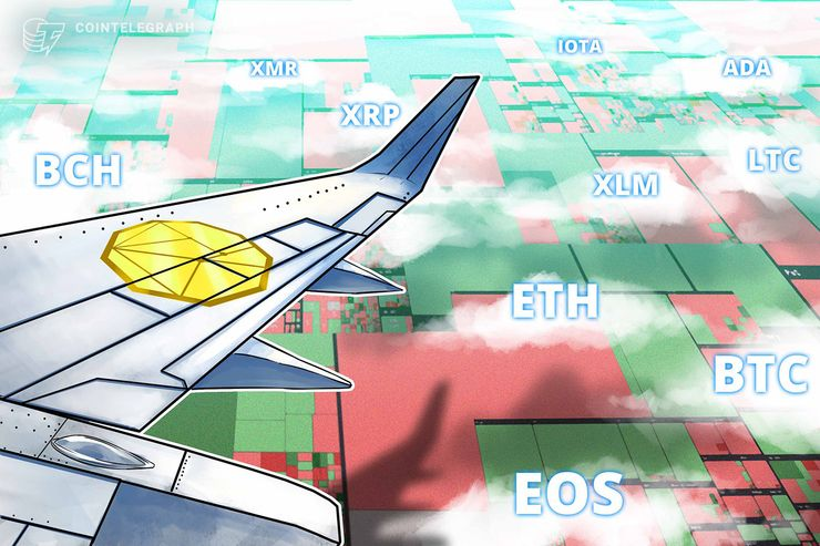 Bitcoin, Ethereum, Ripple, Bitcoin Cash, EOS, Stellar, Litecoin, Cardano, Monero, IOTA: Price Analysis, September 7