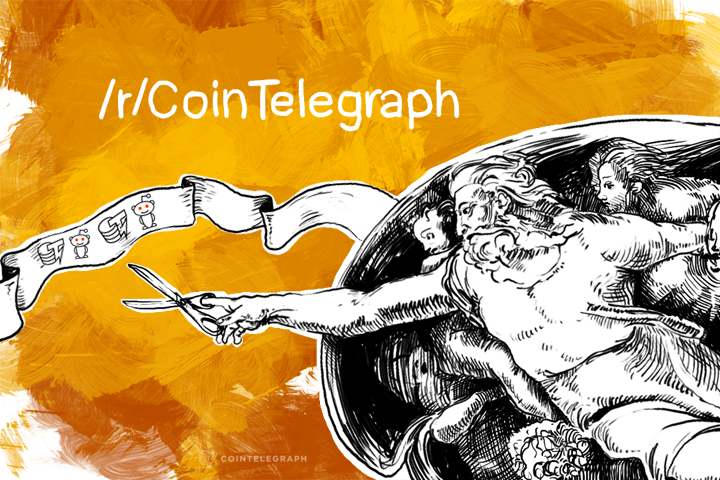 Cointelegraph launches its own subreddit
