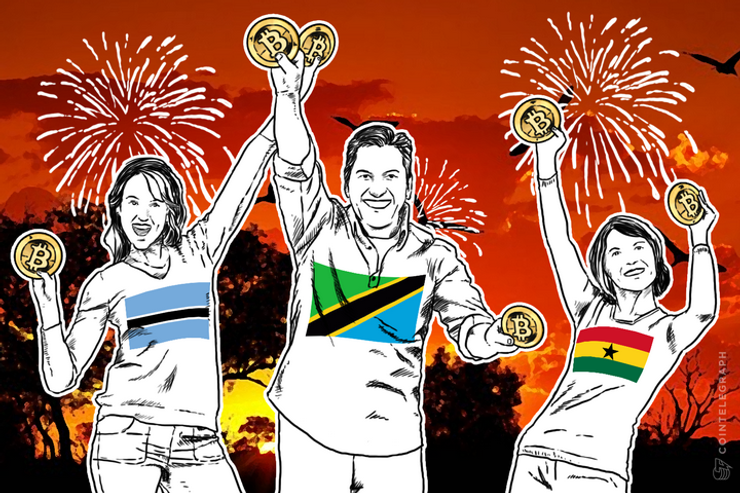 Coinfest Africa Gathers Crypto Activists in Ghana with Tanzania and Botswana to Follow