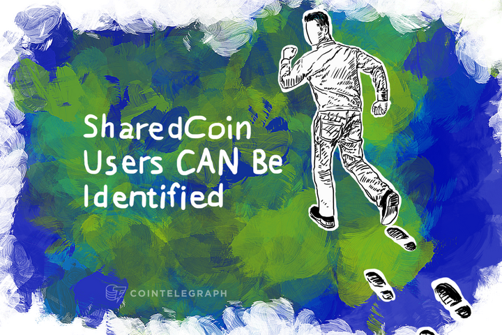 SharedCoin Users Can Be Identified