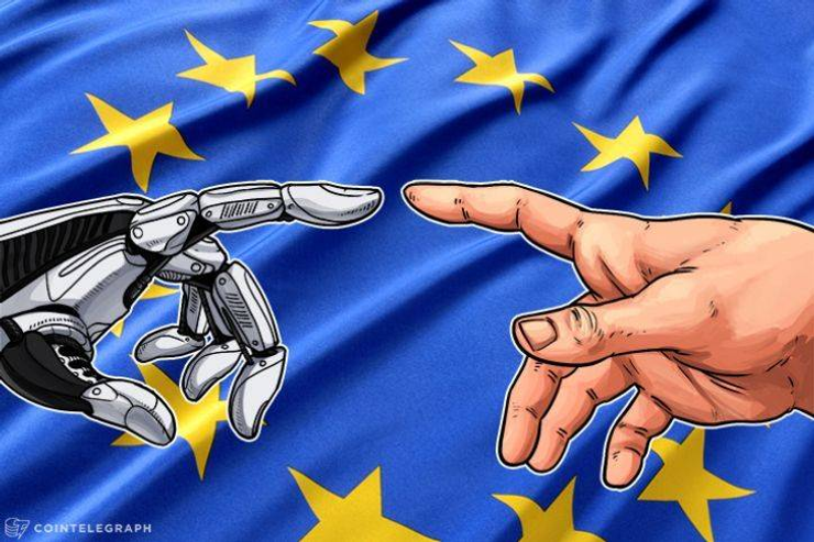 European Commission Urges EU To Play 'Leading Role' In Blockchain Dev