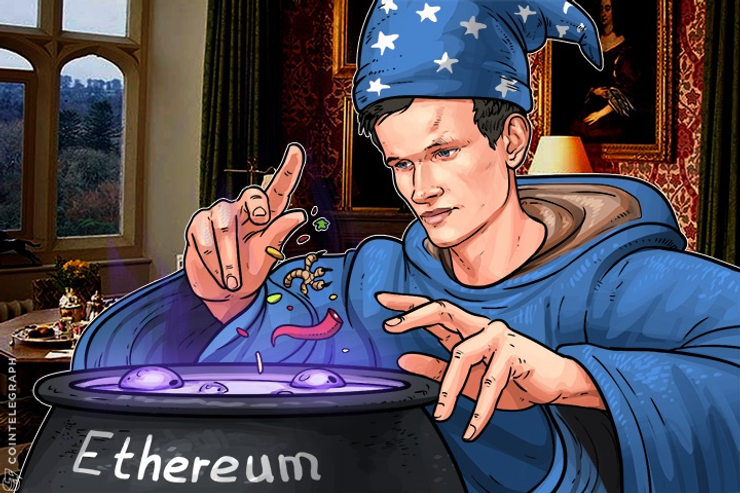 Buterin Gives 'Modest Proposal' For Ethereum Future, Sharding Named Scaling Solution