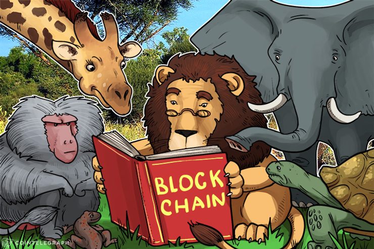 Africa Can Catch-up by Implementing Blockchain