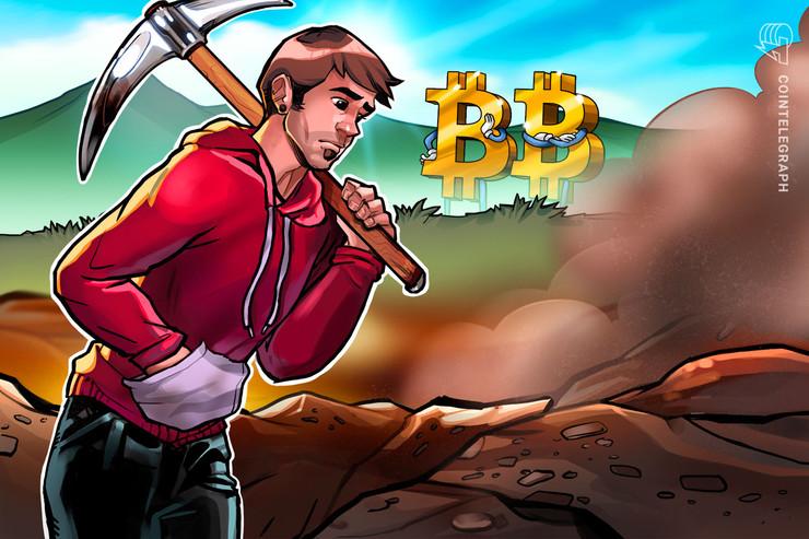 BCH nach Blockhalbierung:: Zwei Stunden pro Block, Hash-Rate fällt