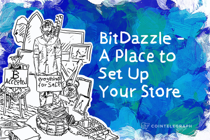 BitDazzle – A Place to Set Up Your Store