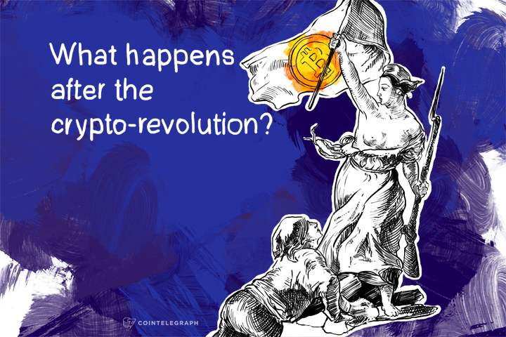 What happens after the crypto-revolution?