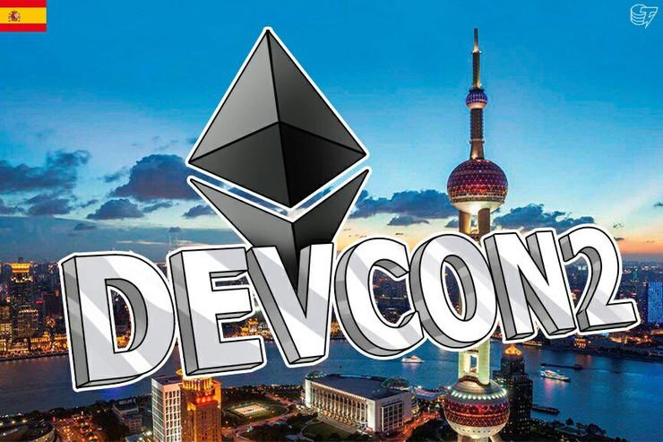 Que esperar del DEVCON2 y el Global Blockchain Summit