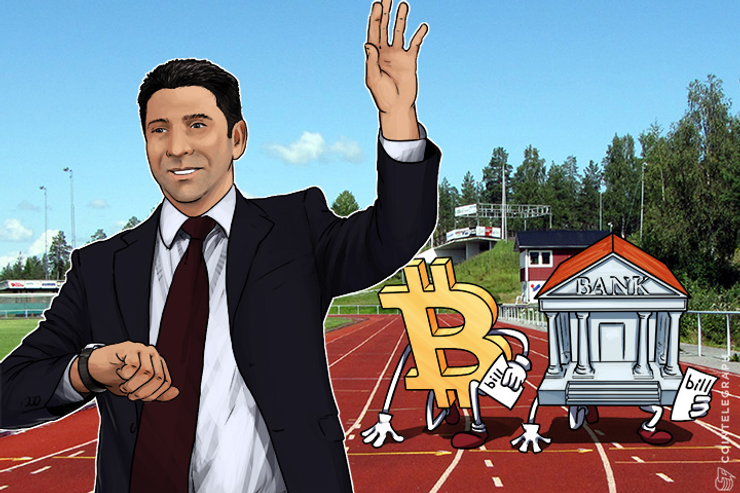 B2B Bitcoin Payments on the Rise