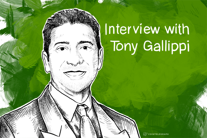Interview with Tony Gallippi