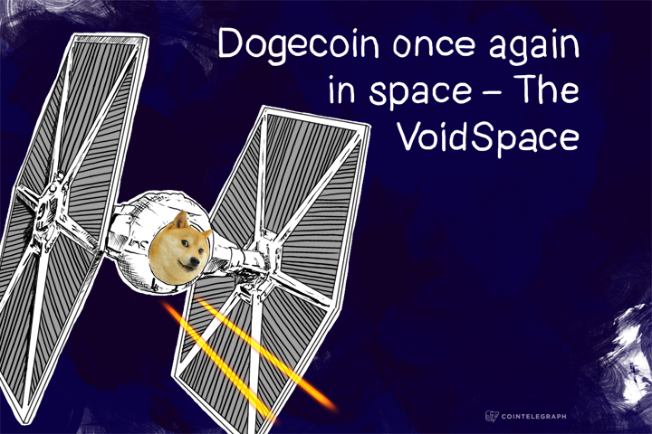 Dogecoin once again in space – The VoidSpace
