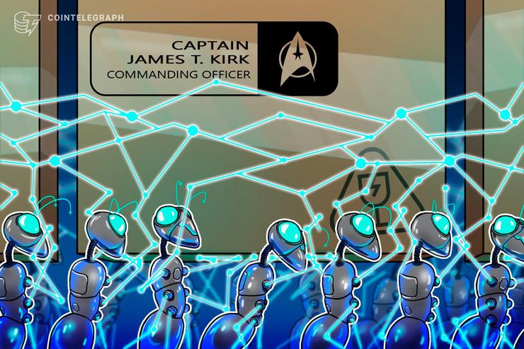 Las figuras coleccionables de William Shatner ahora se han autenticado en Ethereum