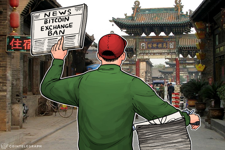 Is China Really Banning Bitcoin Exchanges, Or is it Fake News?