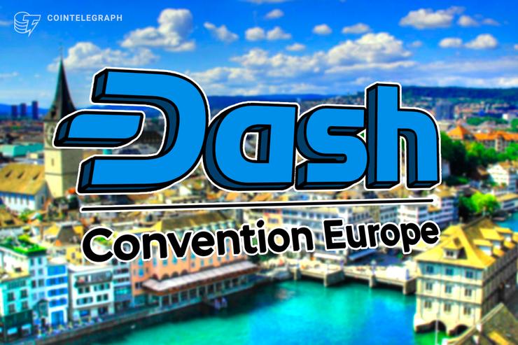Dash Announces First Dash Convention Europe
