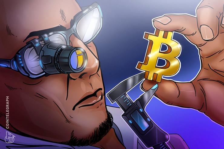 仮想通貨ビットコイン、0.1BTC以上持つアドレス数が過去最高に