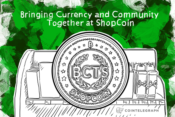 Bringing Currency and Community Together at ShopCoin