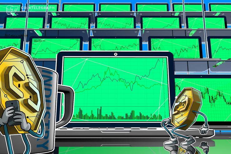 Ripple se dispara a medida que los mercados de cripto más amplios estan en verde