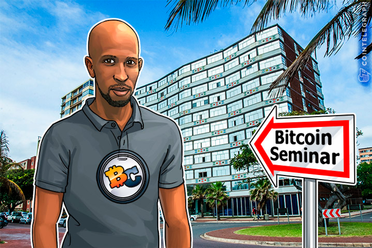 Durban Bitcoin Seminar Aims At Educating South Africans on Crypto Opportunities