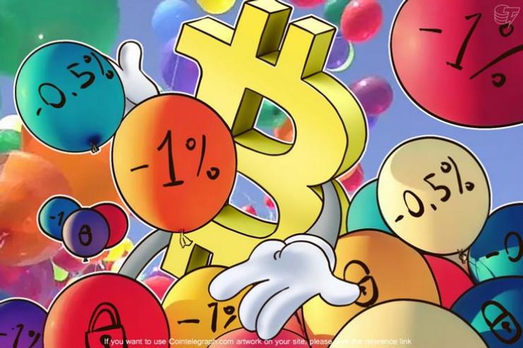 Negativne kamatne stope i kontrole tokova gotovog novca idu na ruku kriptovalutama