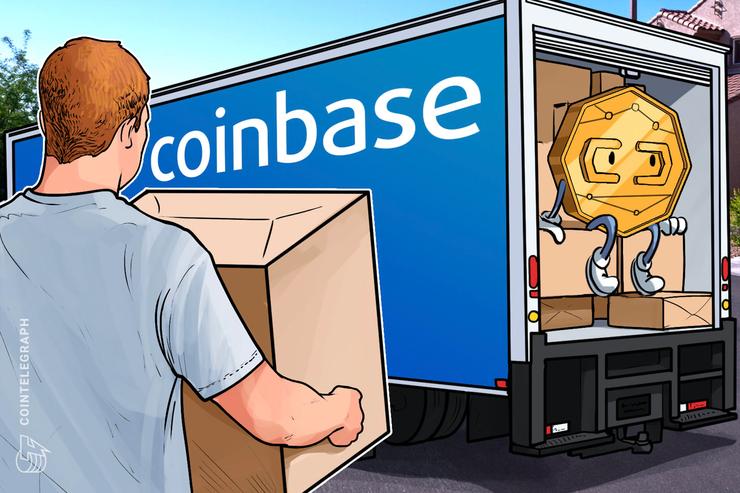 仮想通貨取引所コインベース、仮想通貨の投資商品を突然廃止 ユーザーへの理由の説明なく