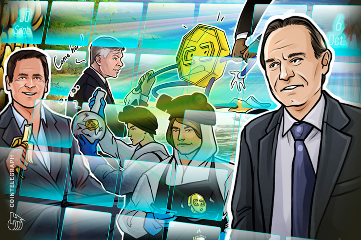 PayPal Ditches Libra, Crypto Stagnant, Mark Cuban Hates BTC: Hodler's Digest, Sept. 30–Oct. 6