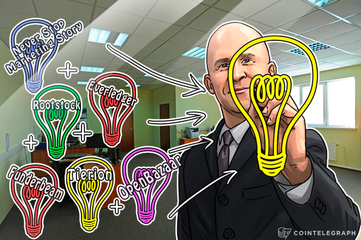 Top Blockchain Startups Join Efforts To Boost Industry's Marketing