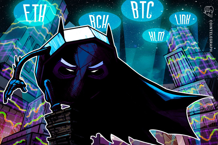 Top 5 Cryptocurrencies to Watch This Week: BTC, ETH, BCH, XLM, LINK
