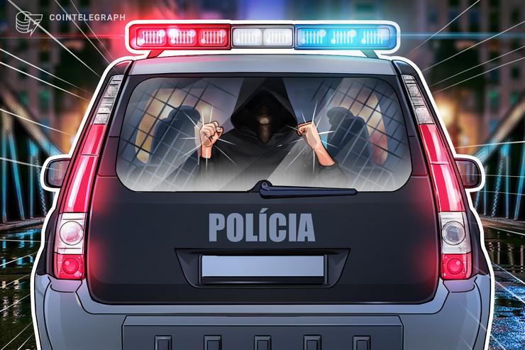 Suposto líder da Unick Forex é espancado pela guarda municipal de Tubarão (SC) e preso