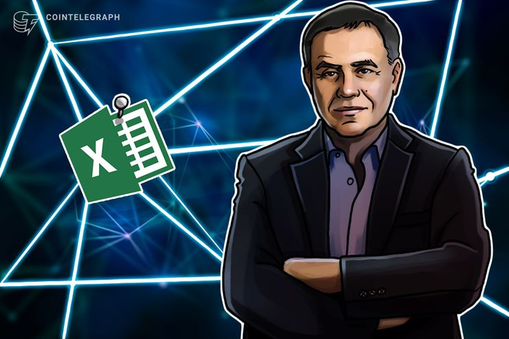 Crypto Critic Nouriel Roubini: Blockchain is 'No Better Than an Excel Spreadsheet'