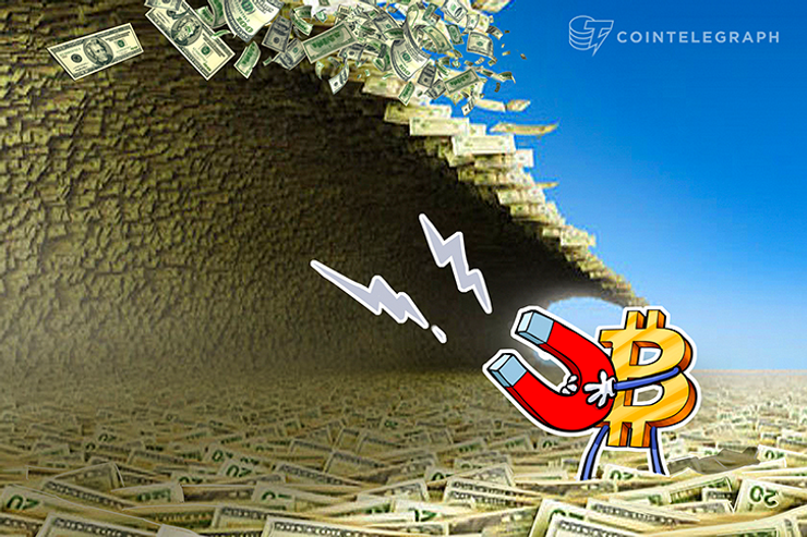 Bitcoin Exchange Coinbase adds 100,000 users in 24 hrs, Shows Surging Interest in Crypto
