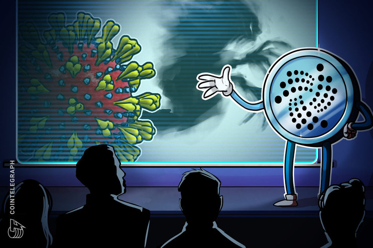 El equipo de Madrid construye una plataforma de información descentralizada basada en Iota para combatir el coronavirus 70