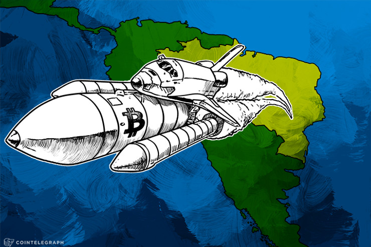 Brazil Startup Success Points at Latin America Cryptocurrency Takeoff