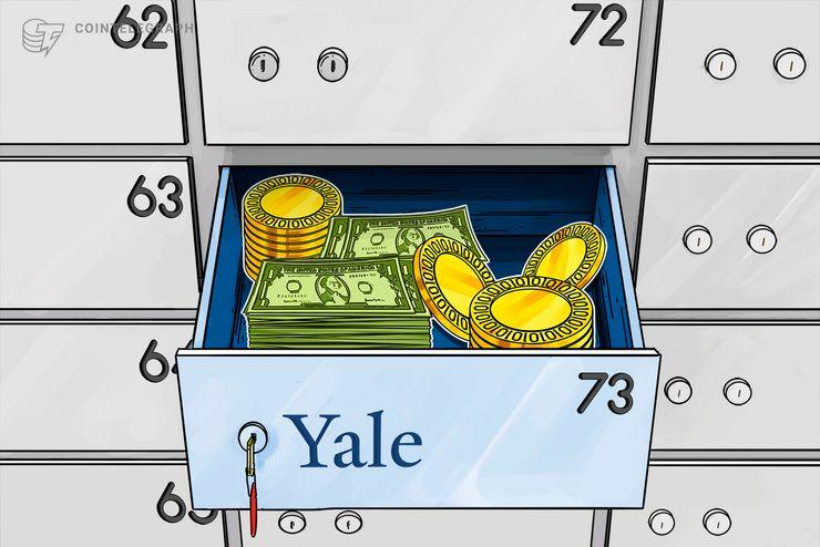 Universidade de Yale investe em novo fundo de US $ 400 milhões com foco em cripto, diz relatório