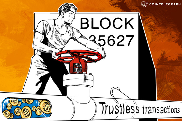 How Trustless Off-Blockchain Transactions Could Solve the Block Size Problem (Op-Ed)