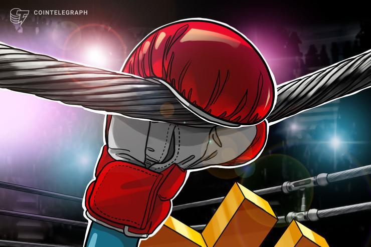 Bitcoin lotta per i 6.000$ dopo un crollo del 20%, giornata da incubo per il mercato azionario