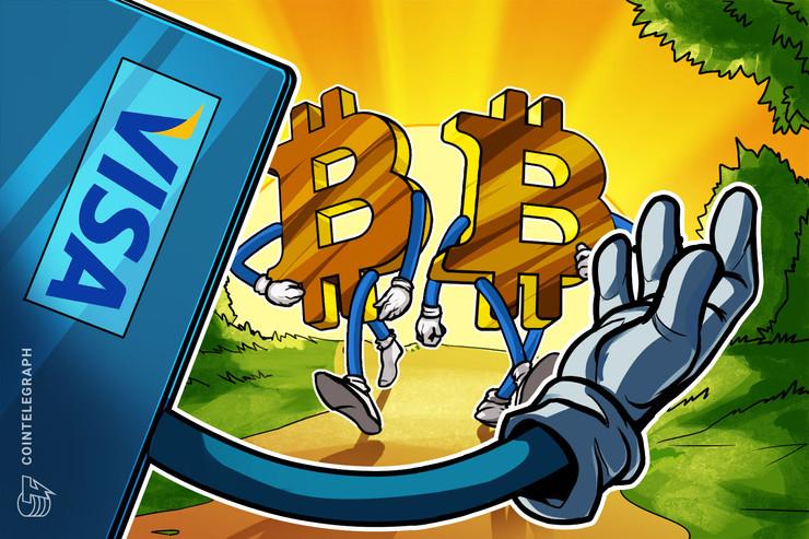 Visa Backs New Bitcoin Rewards Card From Lightning-Friendly Fold