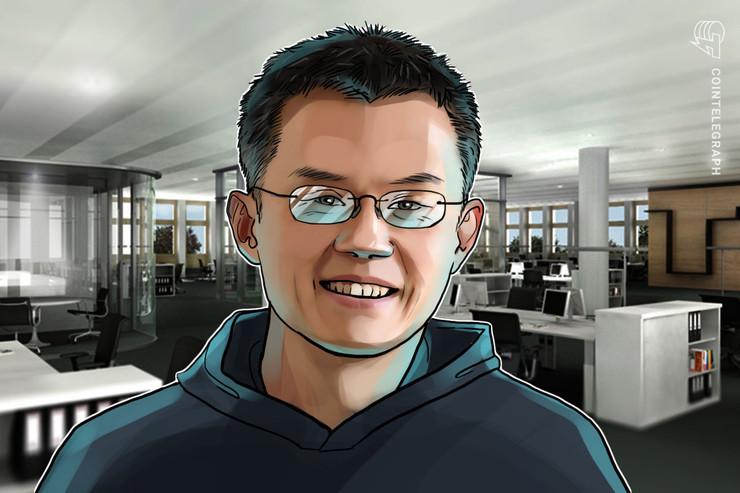 El CEO de Binance, Changpeng Zhao, dice que el halving de Bitcoin aún no tiene un precio definido