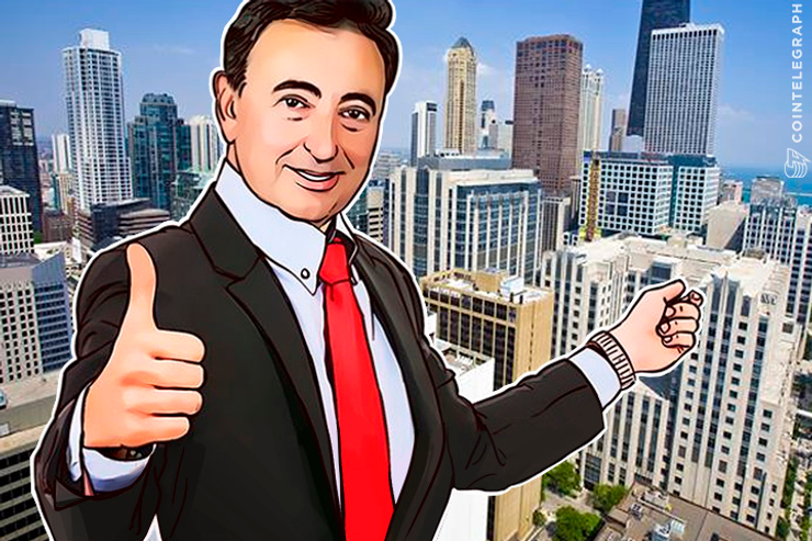 iPayYou CEO Kavner Joins Blockchain Loyalty Startup Chain Of Points