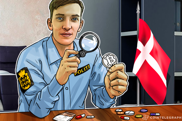 Bitcoin-Tracking System Used by Danish Police To Make Drug Traffickers Arrests