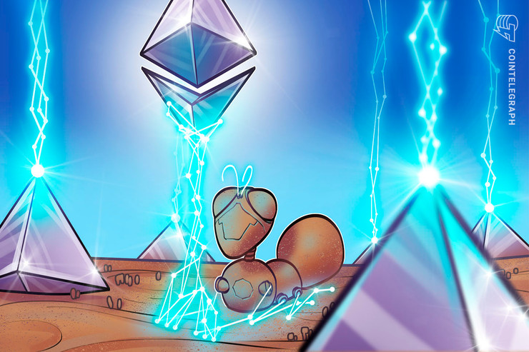 History of ETH: The rise of the Ethereum blockchain