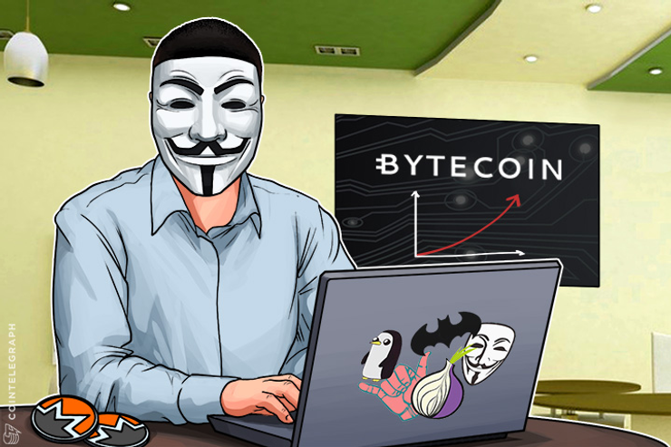 Untraceable Coins Storming Into Top 10 Cryptocurrencies - Bytecoin Surge