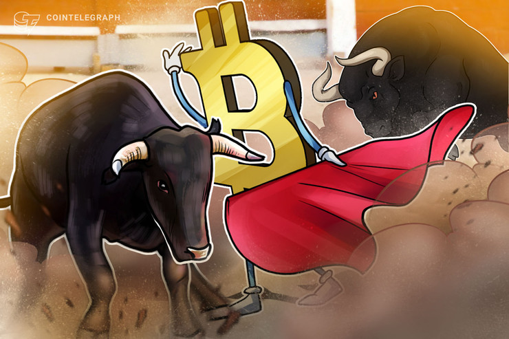 Bitcoin Price Hits 2-Month High at $8.7K as 3 Bullish Factors Converge
