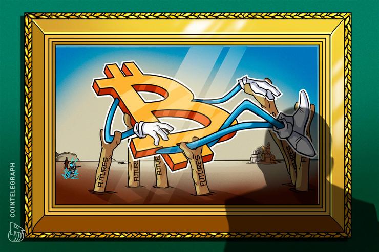 CME Bitcoin Vadeli İşlemler 10 Bin Doları Buldu