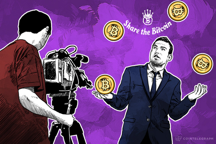Last Chance: Share your Bitcoin story and win 5 BTC with CT and Share the Bitcoin